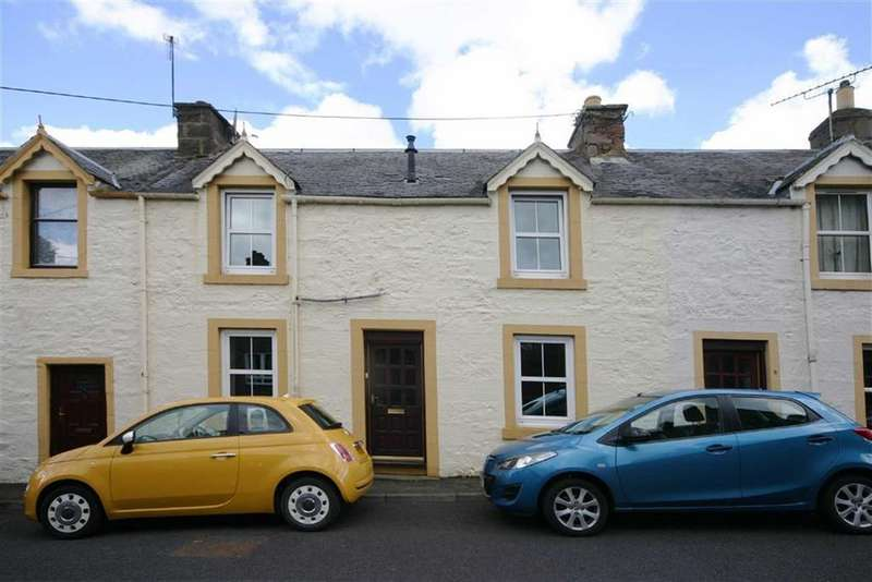 3 Bedrooms Terraced House for sale in 7, Tay Street, Newburgh, Fife, KY14