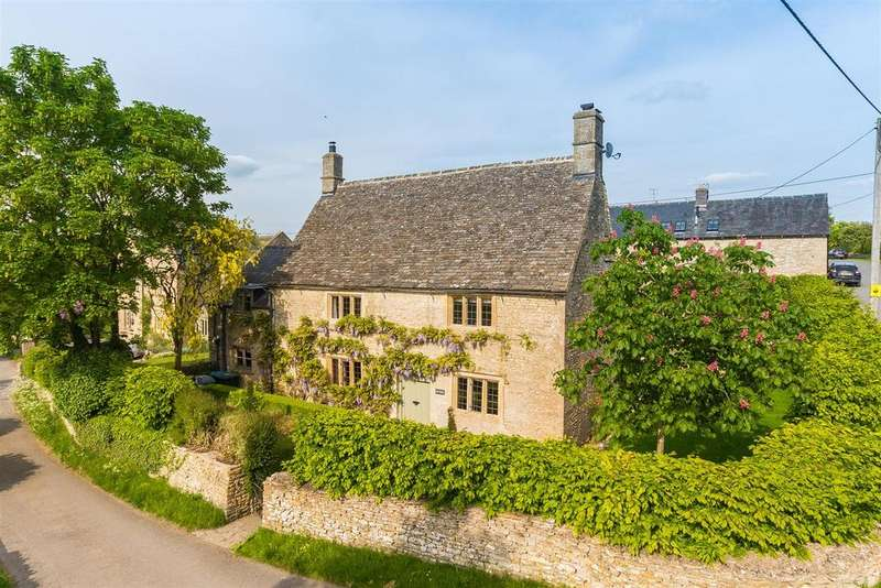4 Bedrooms Detached House for sale in Shipton-Under-Wychwood, Oxfordshire