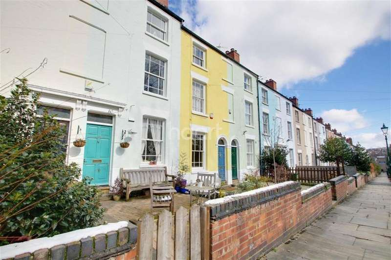 3 Bedrooms Terraced House for rent in Promenade, Victoria Park, NG3