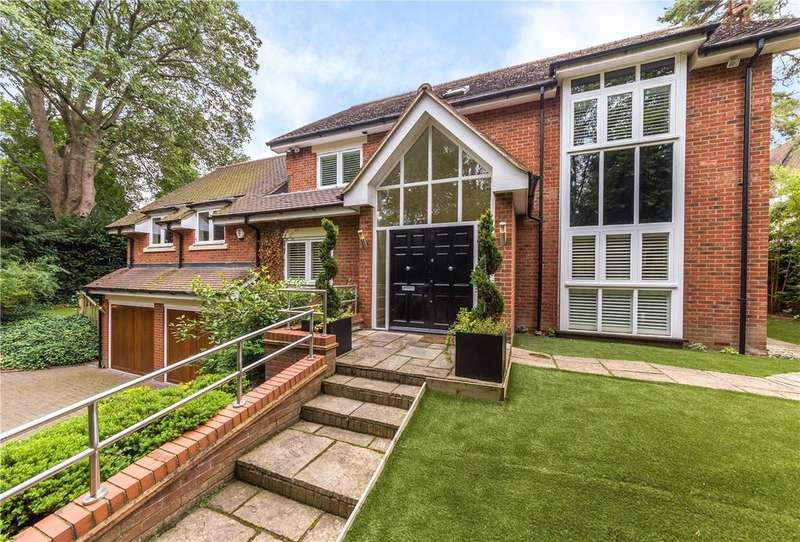 6 Bedrooms Detached House for sale in Cathedral Court, St. Albans, Hertfordshire