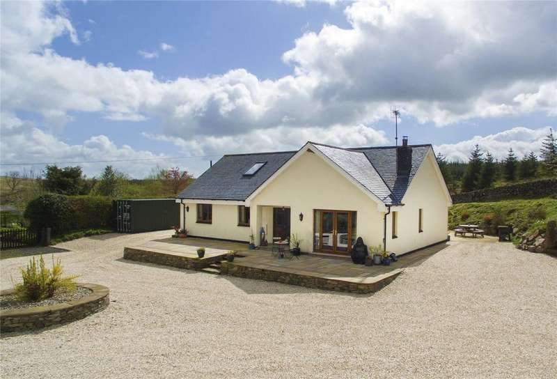 5 Bedrooms Detached House for sale in Craigmore, Moniaive, Thornhill, Dumfriesshire