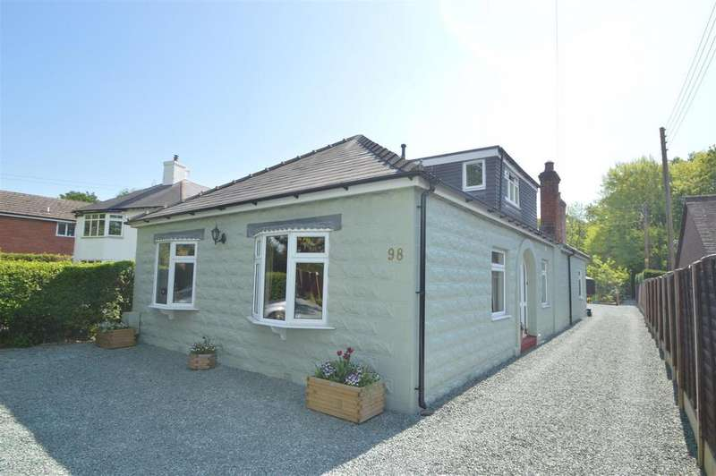 5 Bedrooms House for sale in 98 Battlefield Road, Shrewsbury SY1 4AQ