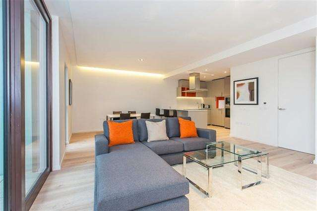 2 Bedrooms Flat for rent in Arthouse, York Way, King's Cross