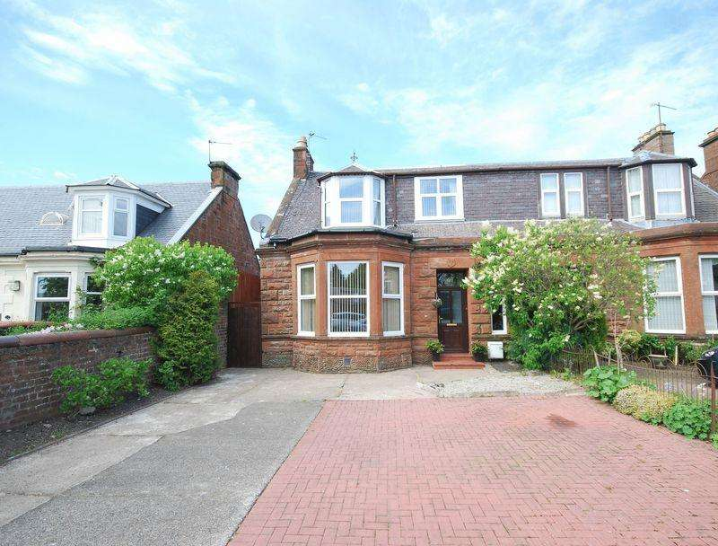3 Bedrooms Semi-detached Villa House for sale in 67 Whitletts Road, Ayr, KA8 0JD