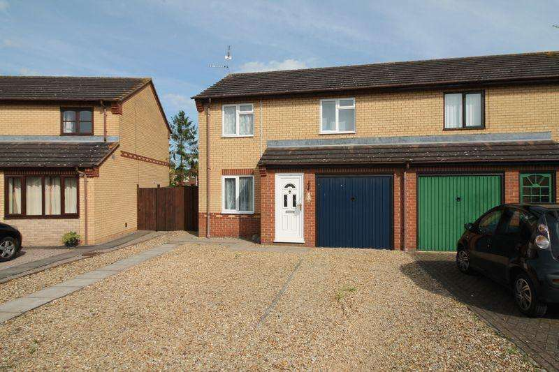 3 Bedrooms Semi Detached House for sale in Julias Mead, Spalding