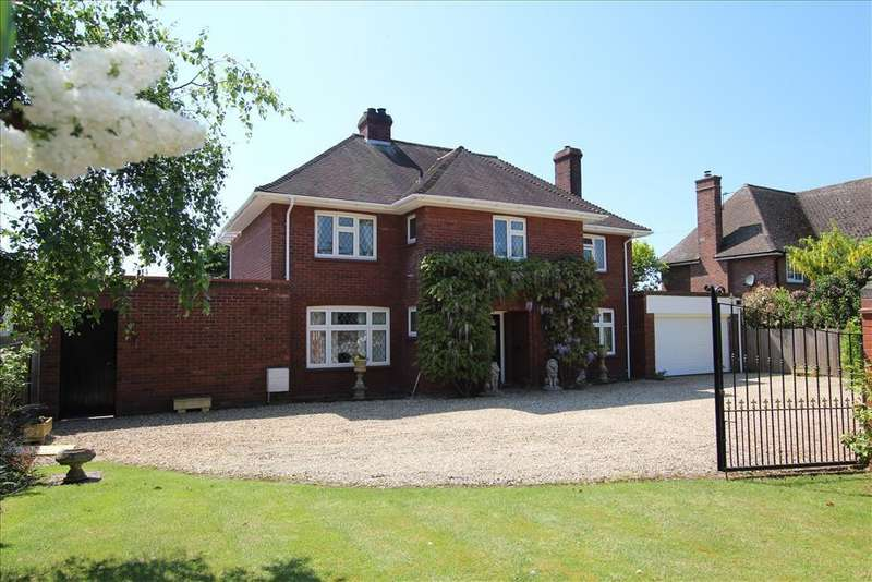 4 Bedrooms Detached House for sale in London Road, Biggleswade, SG18