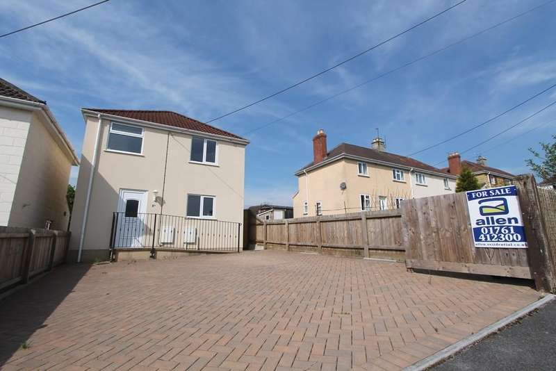 3 Bedrooms Detached House for sale in Moorsfield, Clutton, Bristol