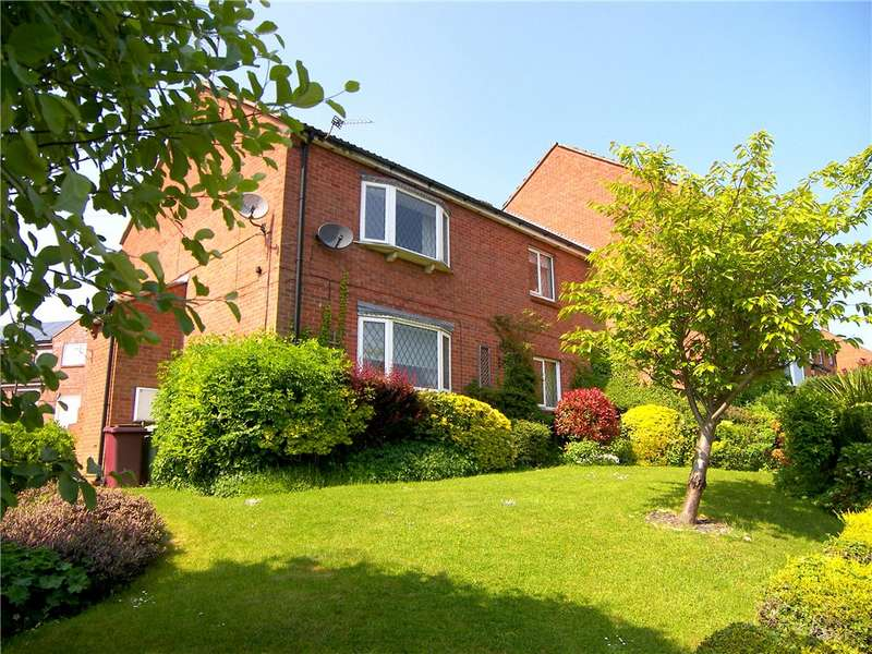 2 Bedrooms Flat for sale in Meadow Court, South Normanton, Alfreton, Derbyshire, DE55