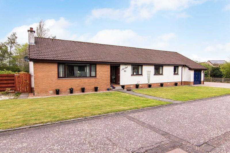 4 Bedrooms Property for sale in 2 Bankton Court, Livingston, West Lothian, EH54 9DL