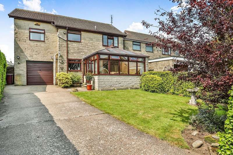 4 Bedrooms Detached House for sale in Northern Common, Dronfield Woodhouse, Dronfield, S18