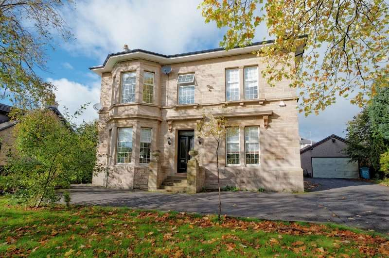 5 Bedrooms Detached Villa House for sale in Alexander Street, Airdrie, North Lanarkshire, ML6 0BD