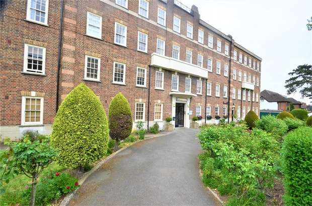 2 Bedrooms Flat for sale in Brampton Court, Brampton Grove, NW4