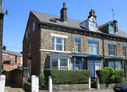 4 Bedrooms End Of Terrace House for sale in Stafford Road, Sheffield, South Yorkshire