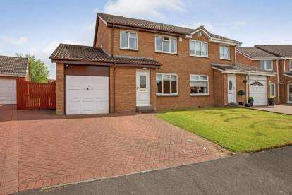 3 Bedrooms House for sale in Coltsfoot Drive, South Park Village, Glasgow