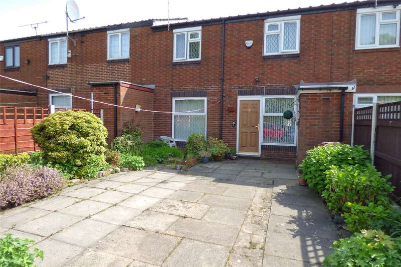 3 Bedrooms Terraced House for sale in Hapsford Walk, Newton Heath, Manchester, M40