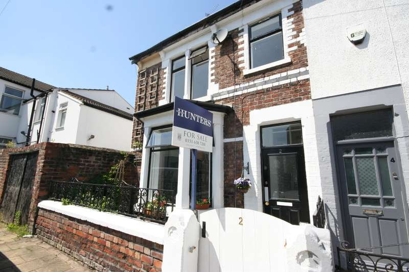 2 Bedrooms House for sale in Mossy Bank Road, Wallasey, CH44 0DS