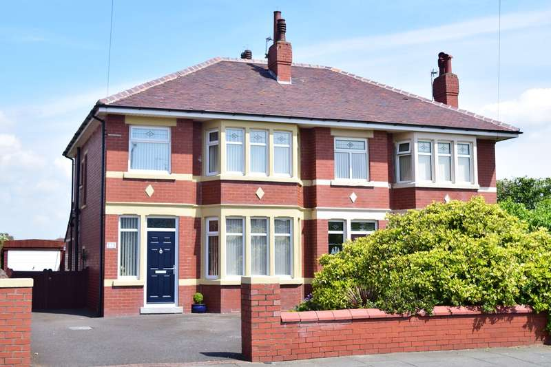3 Bedrooms Semi Detached House for sale in Church Road, Lytham St Annes, FY8