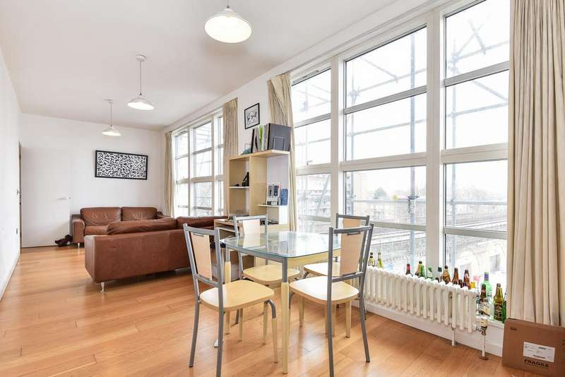 1 Bedroom Apartment Flat for sale in Bethwin Road SE5