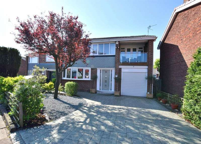 4 Bedrooms House for sale in Bill Quay