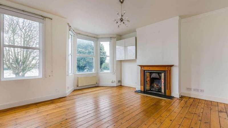 2 Bedrooms Flat for sale in Chiswick Lane, London. W4