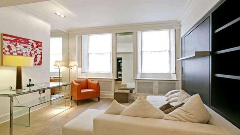 Studio Flat for sale in Chesham Place, London. SW1X