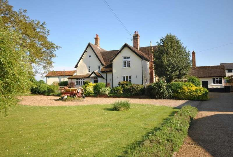 4 Bedrooms Detached House for sale in Fen Road, Hinderclay, Suffolk