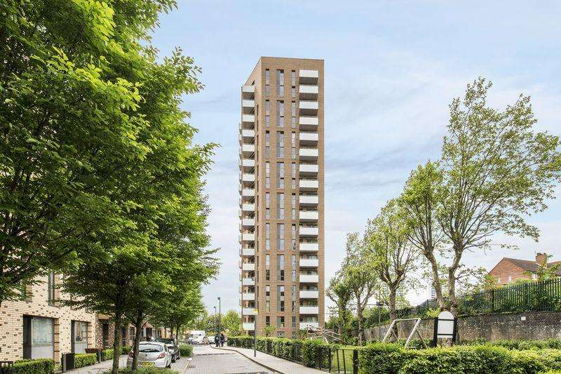 1 Bedroom Apartment Flat for sale in Hannaford Walk, London