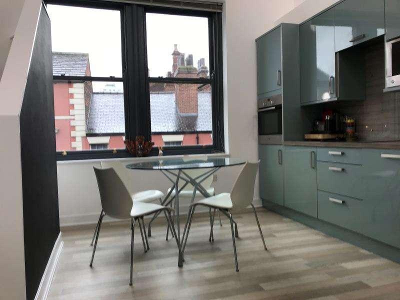 2 Bedrooms Apartment Flat for sale in Crown Street Buildings