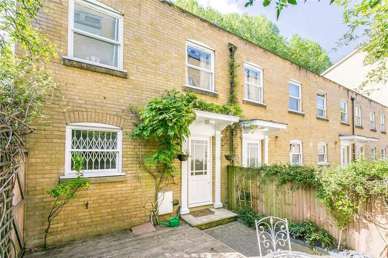2 Bedrooms End Of Terrace House for sale in 20-24 St Matthew's Row, London, E2