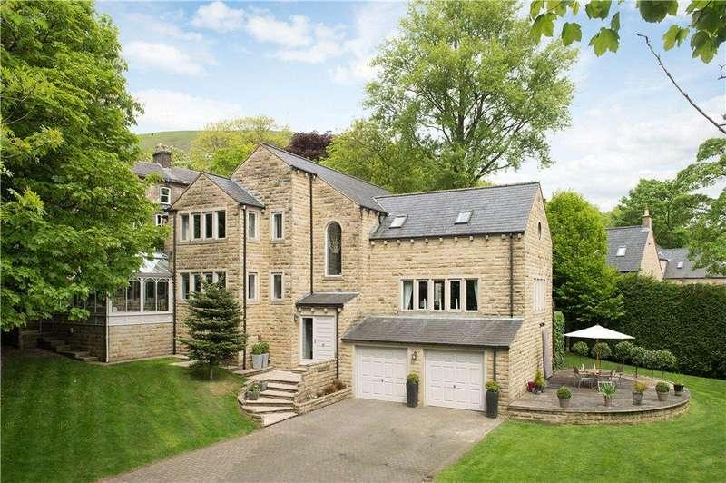 4 Bedrooms Detached House for sale in Oaklands Park, Grasscroft, Oldham
