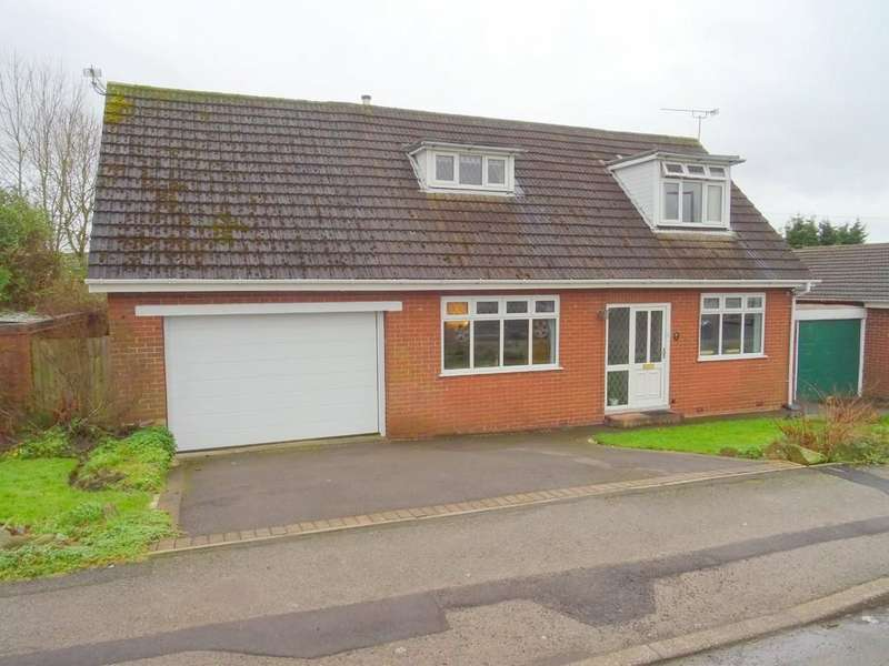 4 Bedrooms Detached House for sale in Maple Avenue, Ripley