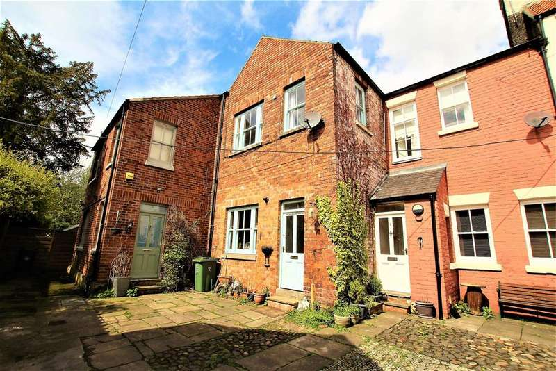 3 Bedrooms Terraced House for sale in High Street, Yarm