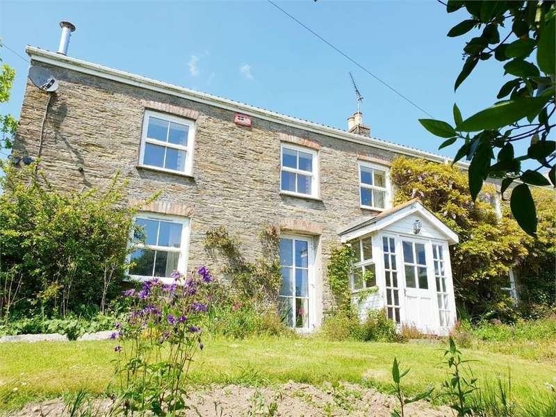 5 Bedrooms Detached House for sale in Belmont Street, Tywardreath, Cornwall