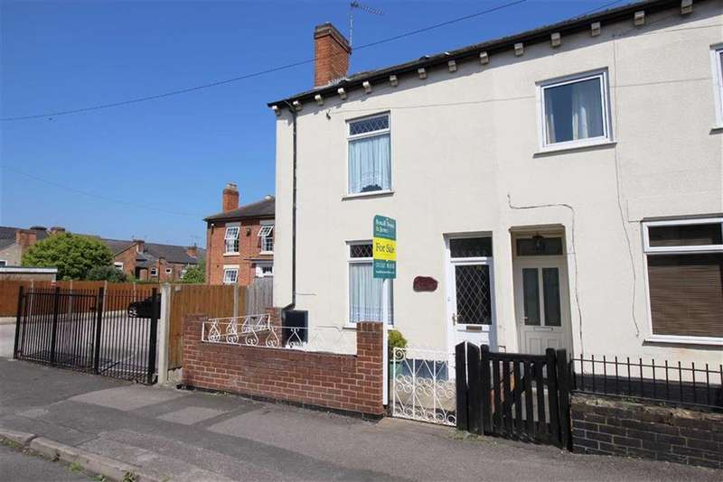 2 Bedrooms End Of Terrace House for sale in Bedford Street, Derby, Derby