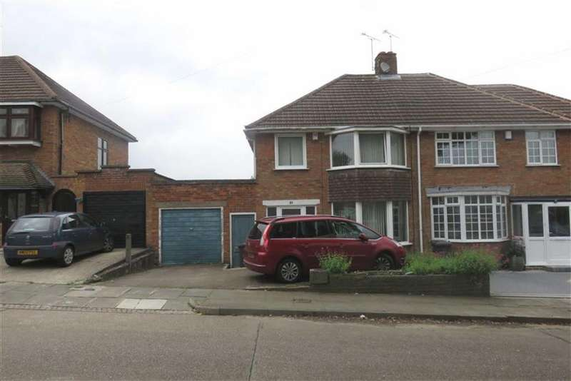 3 Bedrooms Semi Detached House for sale in Englefield Road, Evington