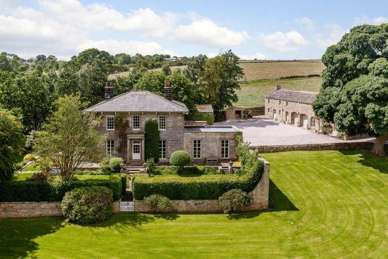 6 Bedrooms Detached House for sale in Manor House, High Birstwith, Near Harrogate, North Yorkshire, HG3