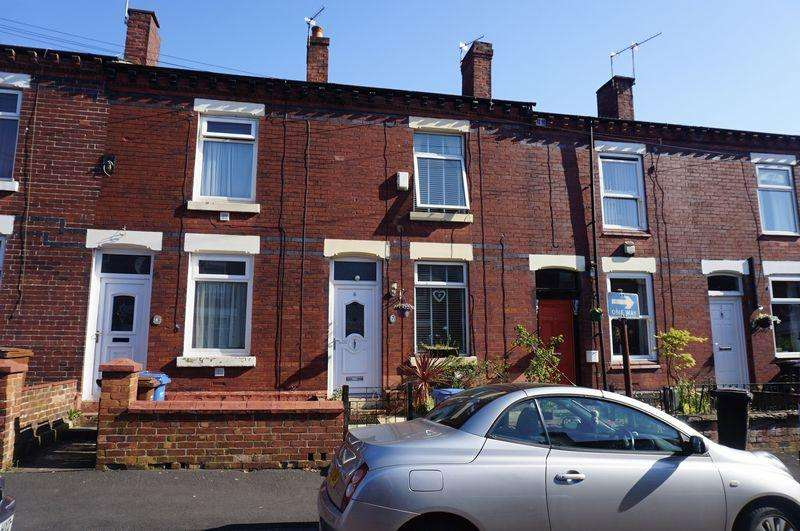 2 Bedrooms Terraced House for sale in Farmer Street, Heaton Norris