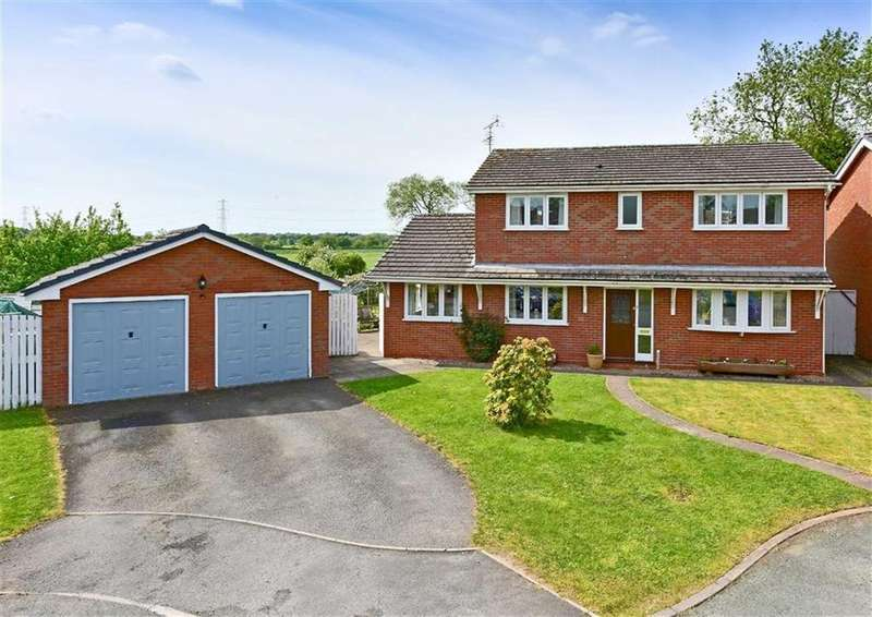 4 Bedrooms Detached House for sale in 7, Willow Close, Coven, Wolverhampton, WV9