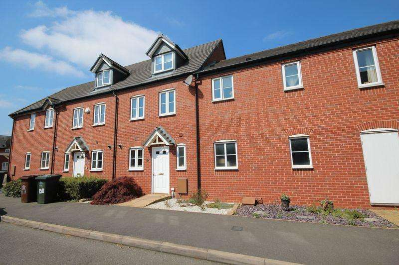 3 Bedrooms Terraced House for rent in FOSS ROAD, HILTON, DERBY