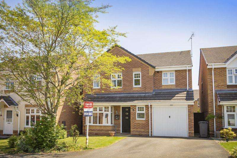 4 Bedrooms Detached House for sale in YOXALL DRIVE, DERBY