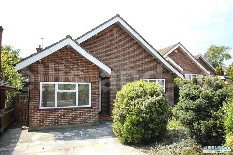 3 Bedrooms Detached Bungalow for sale in Bittacy Close, Mill Hill, London, NW7