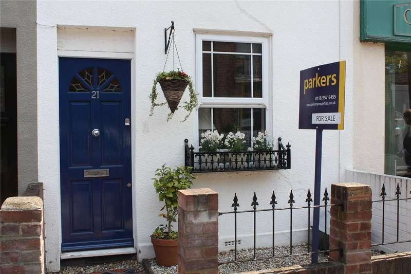 2 Bedrooms Terraced House for sale in Victoria Street, Reading, Berkshire, RG1