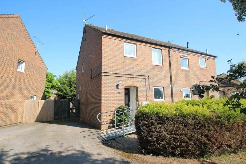 3 Bedrooms End Of Terrace House for sale in Badrick Road, Aylesbury