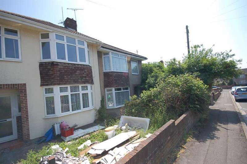 3 Bedrooms Semi Detached House for sale in The Ride, Kingswood, Bristol, BS15 4SY