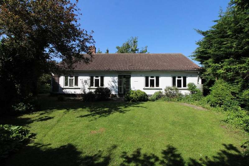 3 Bedrooms Detached Bungalow for sale in Butchers Lane, Wrestlingworth, Sandy, SG19