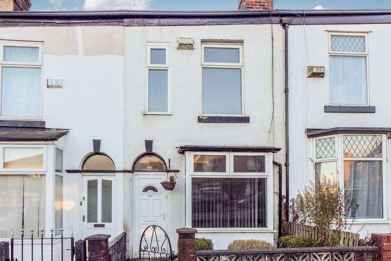 2 Bedrooms Property for sale in Chorley Old Road, Bolton