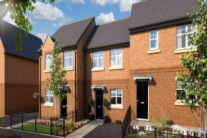 2 Bedrooms Semi Detached House for sale in The Normanby Gibfield Park Avenue, Atherton, Manchester, M46