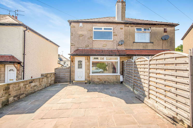 2 Bedrooms Semi Detached House for rent in Grange Grove, Riddlesden, Keighley, BD20