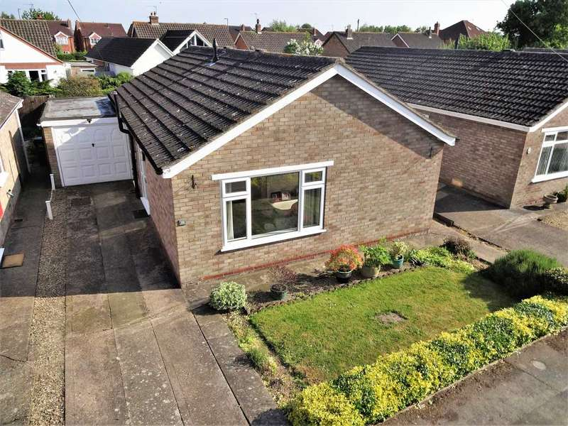 2 Bedrooms Bungalow for sale in Anderson, Dunholme, Lincoln