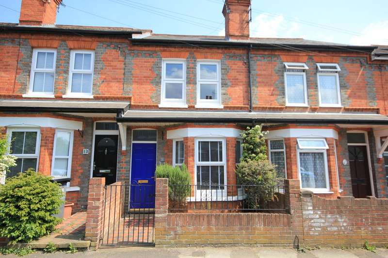 2 Bedrooms Terraced House for sale in Cromwell Road, Caversham, Reading, RG4